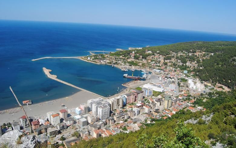 view of shengjin bay